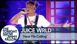 """Juice Wrld Performs """"hear Me Calling"""" Live On The Tonight Show"""